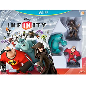 Disney Infinity Starter Pack for Nintendo Wii U
