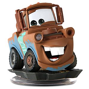 Tow Mater Figure - Disney Infinity - Pre-Order