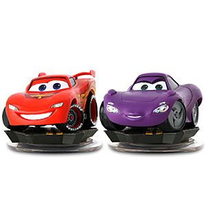 Disney Infinity Cars Play Set - Lightning McQueen and Holley Shiftwell - Pre-Order