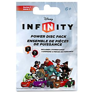 Disney Infinity Power Disc Pack - Series 1 - Pre-Order