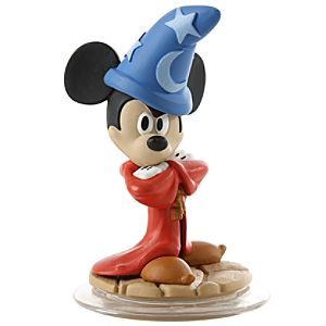Sorcerer Mickey Mouse Figure - Disney Infinity -- Pre-Order