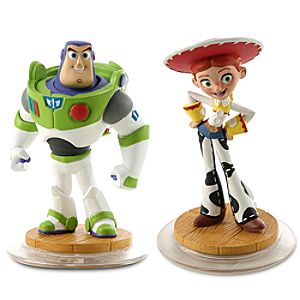 Disney Infinity Toy Story Play Set - Jessie and Buzz Lightyear