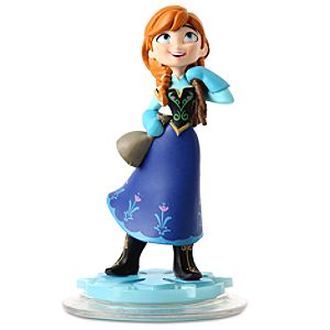 Anna Figure - Disney Infinity -- Pre-Order