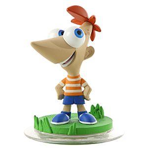 Phineas Figure - Disney Infinity -- Pre-Order
