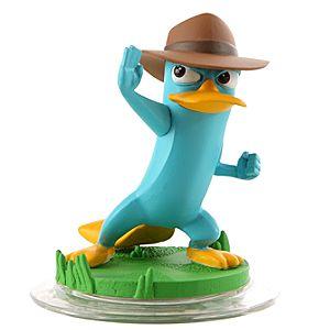 Agent P Figure - Disney Infinity