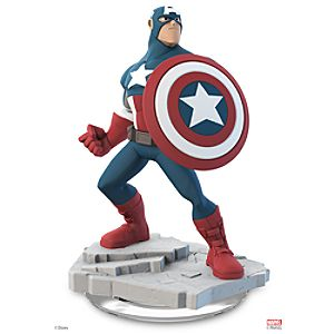 Captain America Figure - Disney Infinity: Marvel Super Heroes (2.0 Edition) - Pre-Order