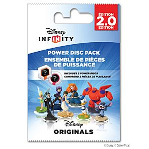 Disney Infinity: Toy Box Game Discs (2.0 Edition) - Pre-Order
