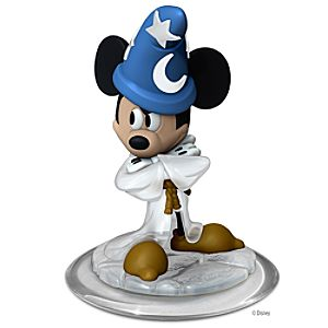 Crystal Sorcerers Apprentice Mickey Figure - Disney Infinity: Disney Originals (2.0 Edition) - Pre-Order