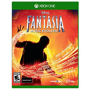Fantasia: Music Evolved for XBox One - Pre-Order