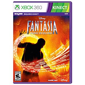 Fantasia: Music Evolved for XBox 360 - Pre-Order