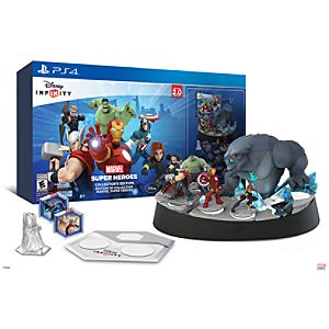 Disney Infinity: Marvel Super Heroes Collectors Edition for PS4 (2.0 Edition) - Pre-Order