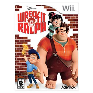 Wreck-It Ralph for Nintendo Wii