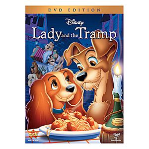 Diamond Edition Lady and the Tramp DVD