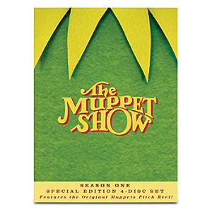 4-Disc The Muppet Show: Season One DVD Set