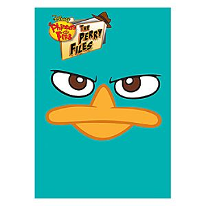 Pre-Order 2-Disc Phineas and Ferb: The Perry Files DVD Including Perry Activity Kit