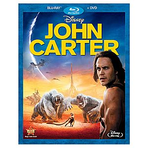 Pre-Order John Carter Blu-ray and DVD Combo Pack