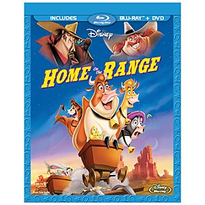 Pre-Order 2-Disc Home on the Range Blu-ray and DVD Combo Pack