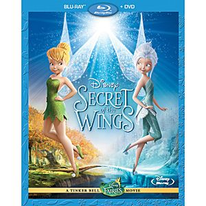 Pre-Order Secret of the Wings Blu-ray and DVD Combo Pack -- 2-Disc