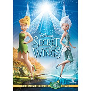 Pre-Order Secret of the Wings DVD