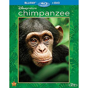 Pre-Order 2-Disc DisneyNature Chimpanzee Blu-ray and DVD Combo Pack (in Blu-ray Amaray case)