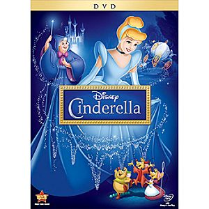 Cinderella DVD - Diamond Edition
