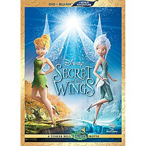 Secret of the Wings Blu-ray and DVD Combo Pack - Pre-Order