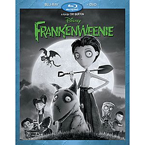 Frankenweenie Blu-ray and DVD Combo Pack - Pre-Order