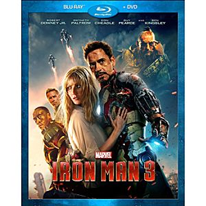 Iron Man 3 2-Disc Combo Pack