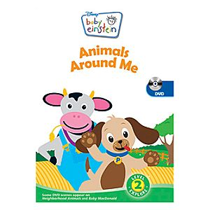 Baby Einstein Animals Around Me DVD