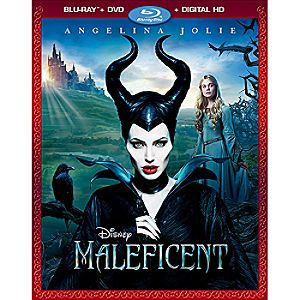 Maleficent Blu-ray Combo Pack - Pre-Order