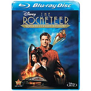 20th Anniversary Edition The Rocketeer Blu-ray