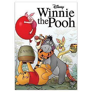 Pre-Order Winnie the Pooh Movie DVD