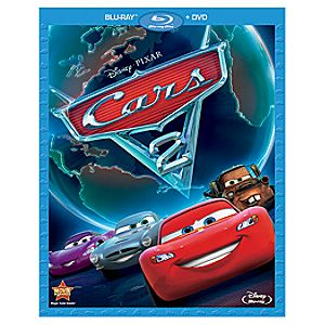 2-Disc Cars 2 Blu-ray Combo Pack (in Blu-ray Amaray case)