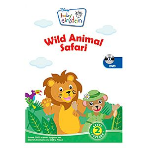 Baby Einstein Wild Animal Safari DVD