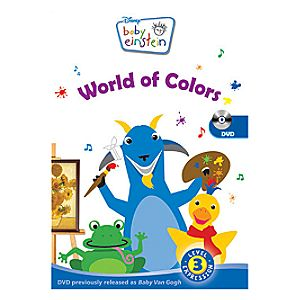 Baby Einstein World of Colors DVD