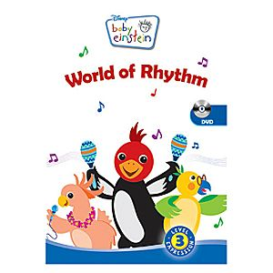 Baby Einstein World of Rhythm DVD