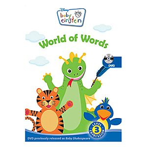 Baby Einstein World of Words DVD