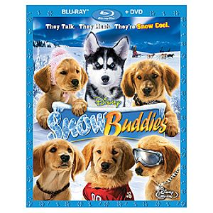 Pre-Order 2-Disc Snow Buddies Blu-ray Combo Pack