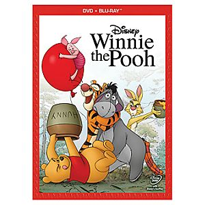 Pre-Order 2-Disc Winnie the Pooh Movie Blu-ray Combo Pack