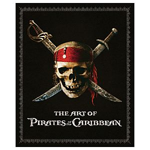 Pirates of the Caribbean:The Art of Pirates of the Caribbean Book