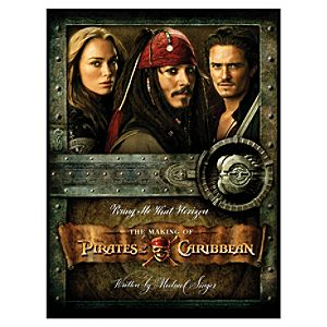 Bring Me That Horizon: The Making of the Pirates of the Caribbean Book