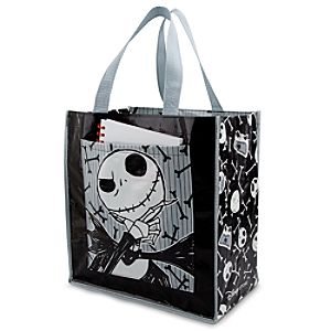 Reusable Jack Skellington Tote