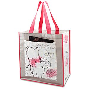 Reusable Winnie the Pooh Tote