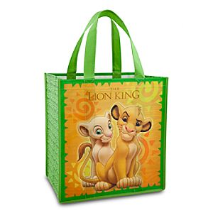 Reusable The Lion King Tote