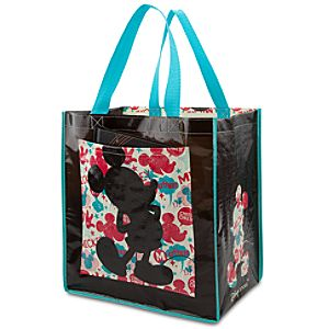 Silhouette Reusable Mickey Mouse Tote