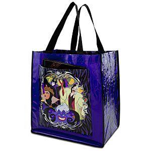 Reusable Disney Villains Tote
