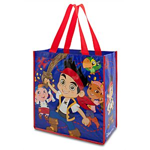 Jake and the Never Land Pirates Reusable Tote