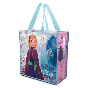 Anna and Elsa Reusable Tote - Frozen