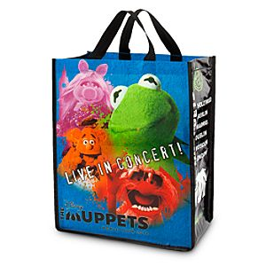 The Muppets Reusable Tote