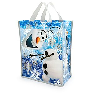 Olaf Reusable Tote - Frozen